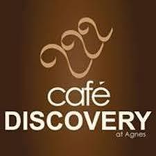 Cafe Discovery Logo